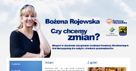 Bożena Rojewska Radna Miasta Katowice
