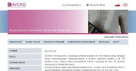 Biuro rachunkowe Cavero
