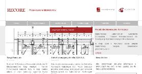 Recore projektowanie laboratorium
