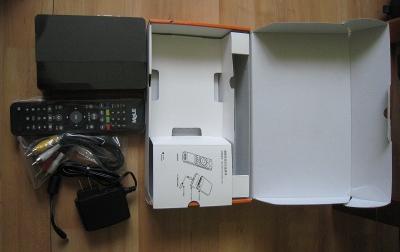 Mele a2000 pudełko po rozpakowaniu